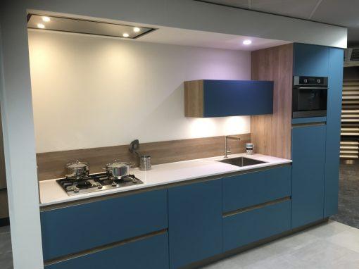 Moderne greeploze Rotpunkt keuken