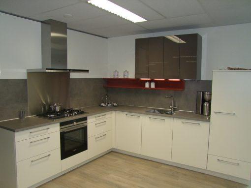 Moderne tijdloze Vancel keuken